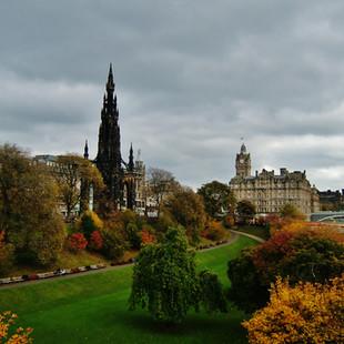 Princes Street Gardens, Edinburgh ©MDHar