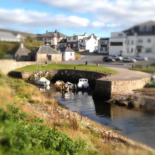 Blackwaterfoot, Isle of Arran, Scotland