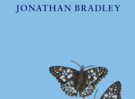Book Review: Papiliones - Jonathan Bradley