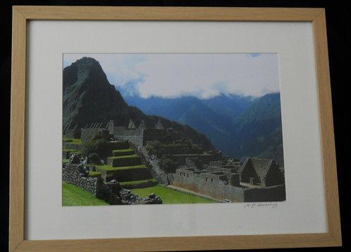 Machu Picchu, Peru ©MDHarding