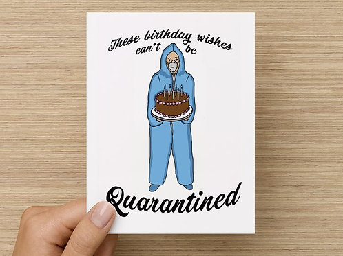 These Birthday Wishes Can't Be Quarantined