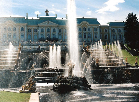 A to Z Travel Blog - Russia (St Petersburg)