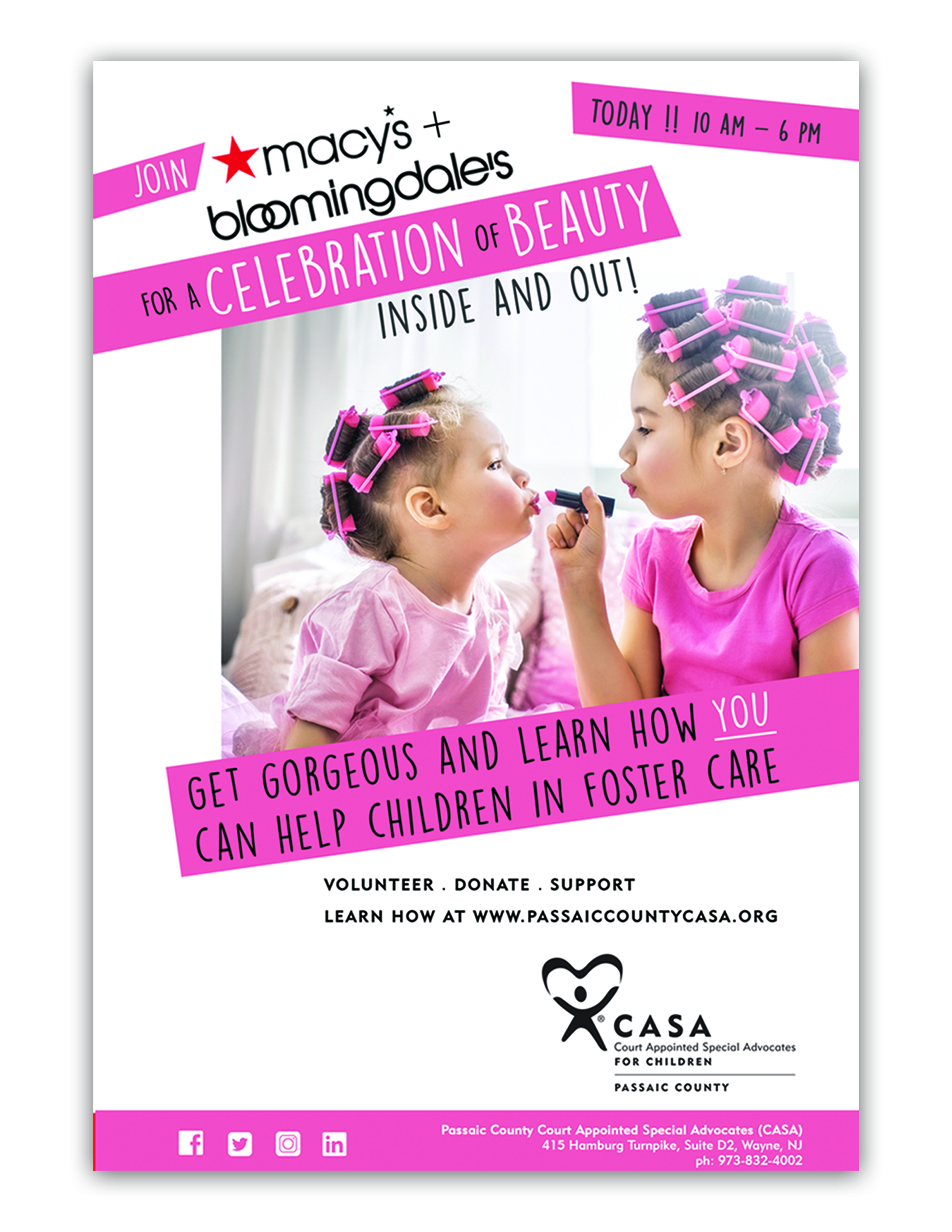 CASA Willowbrook Day of Beauty Poster.jp