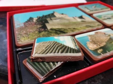 ChocFACE Edible Photograph Chocolates