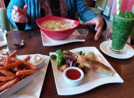 Foodie Friday in Edinburgh