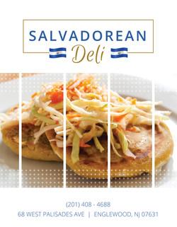 Salvadorean Deli Menu Front Blue Flag 2.jpg