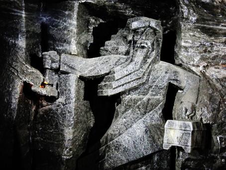 A Visit To Wieliczka Salt Mine, Poland