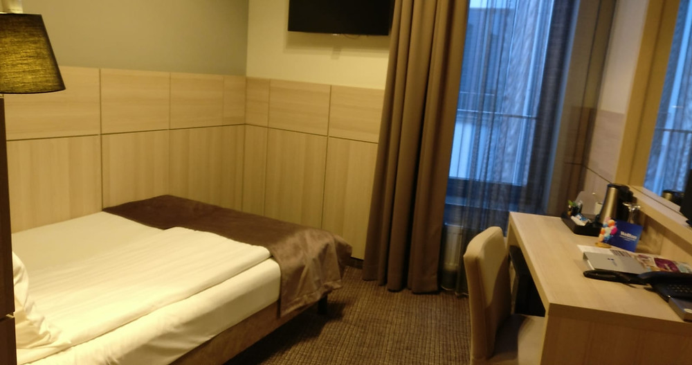 Welton Centrum Hotel & Spa Single Bedroom