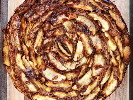 How To Make A Delicious Vegan Dutch Apple Cake