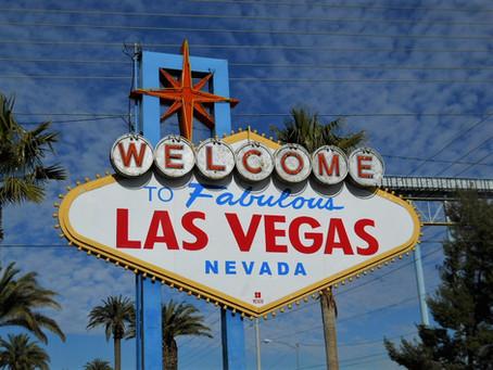 Celebrating New Year In Las Vegas