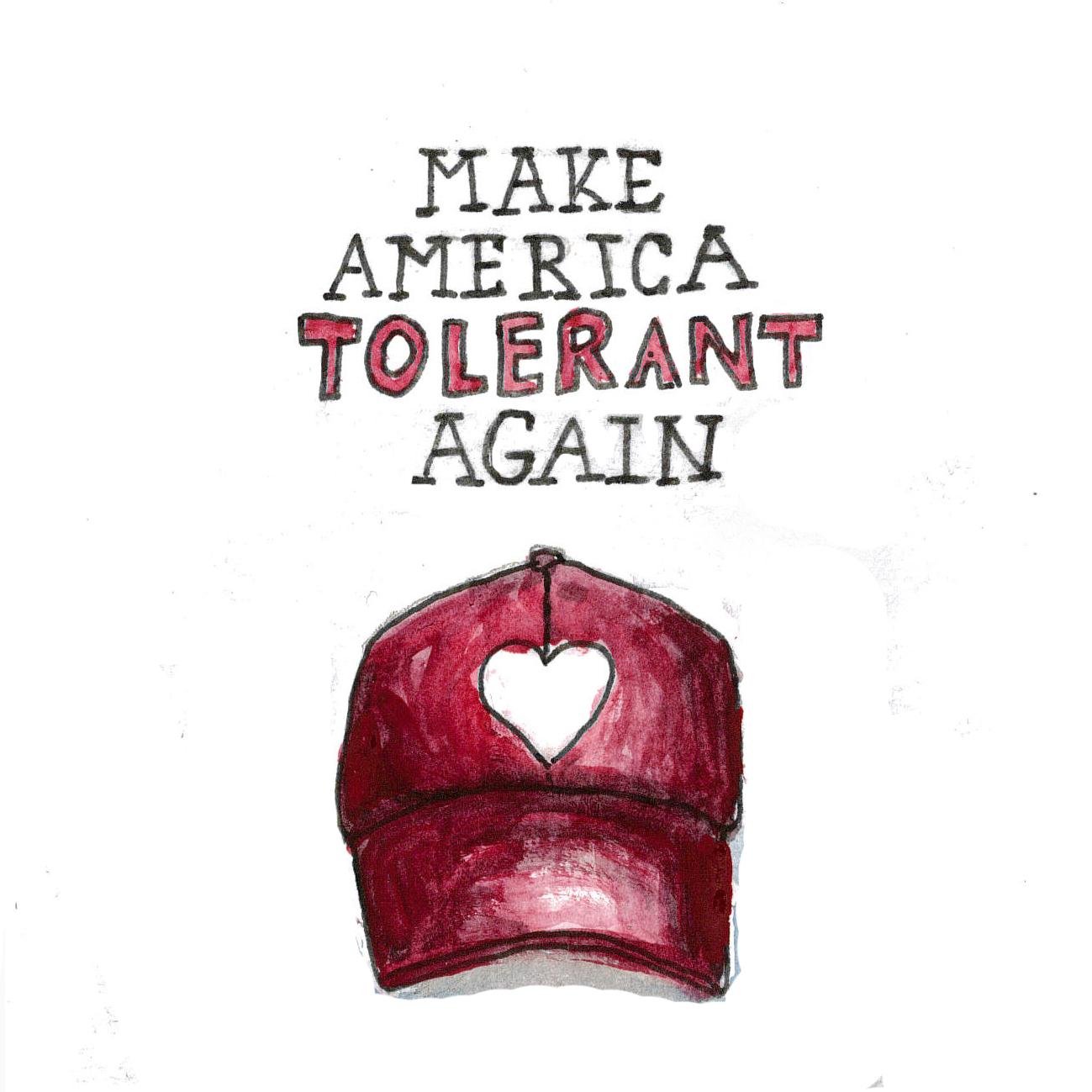 Make America Tolerant Again