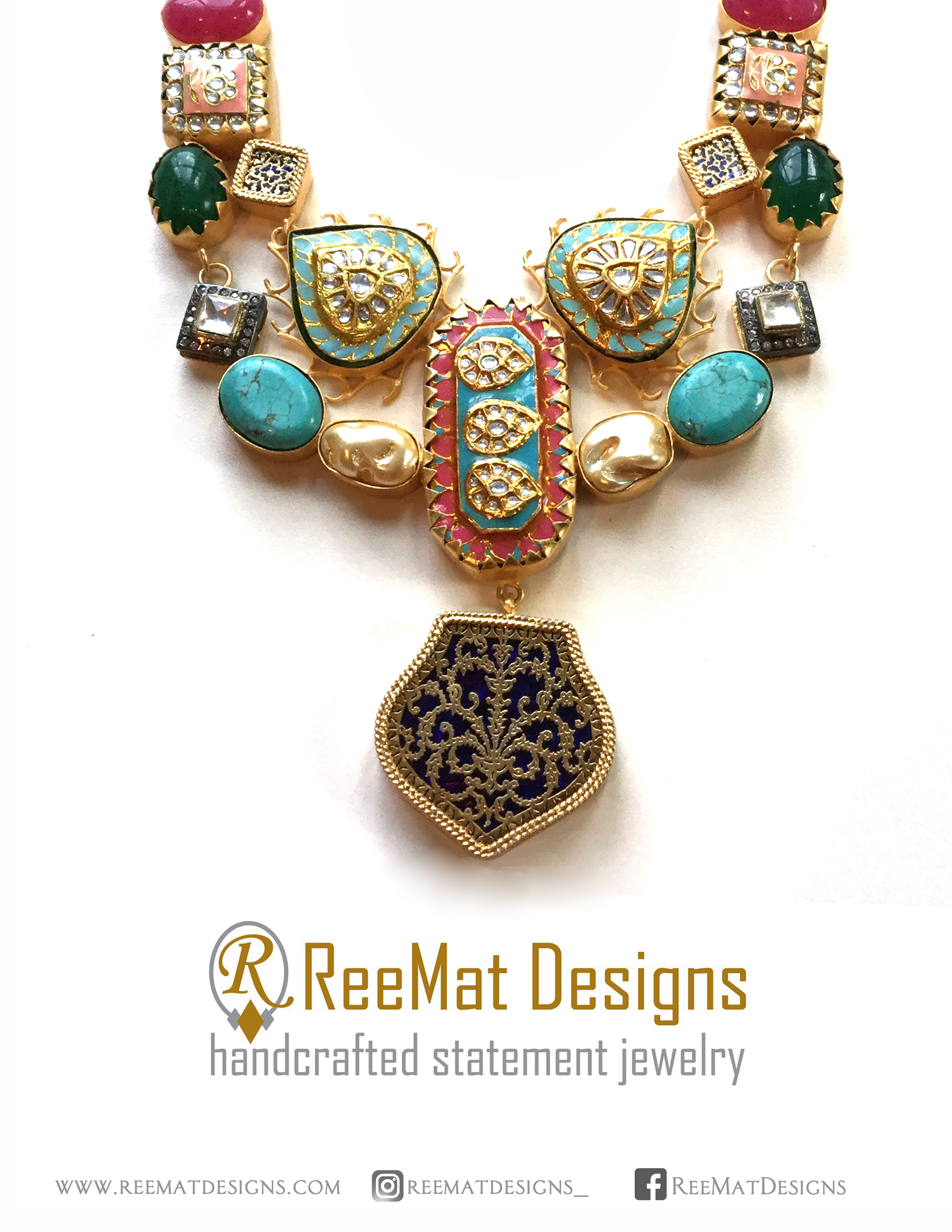 ReeMat Designs Catalog Page 1