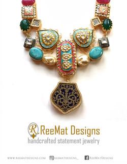 ReeMat Designs Catalog Page 1