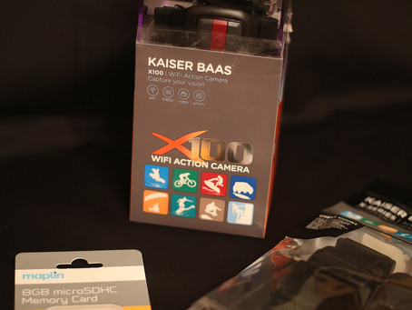 Looking For An Action Camera? Kaiser Baas X100 Review