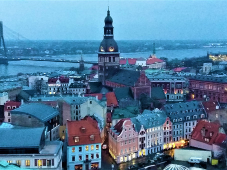 A to Z Travel Blog - Latvia