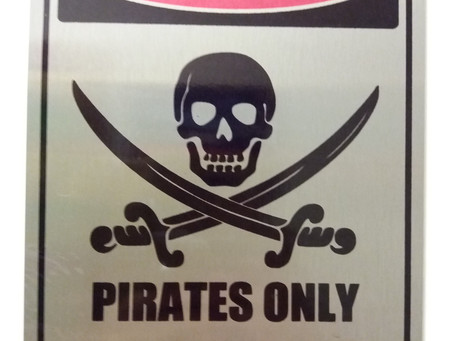 Pirates arrr In Fife