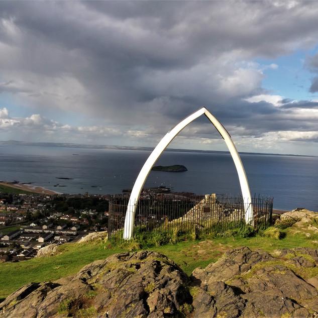 North Berwick Law, Scotland ©MDHarding.j