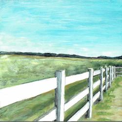 Cranbury Fence