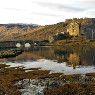 Eilean Donan Castle, Scotland ©MDHarding