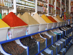 ©MDHarding Moroccan Colourful Spices