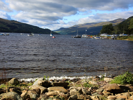 What Not To Miss When Visiting Loch Tay - A Scotland Travel Blog
