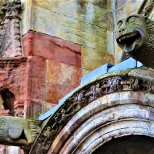 Carvings_at_Rosslyn_Chapel_©MDHarding_(
