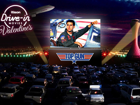 AT THE DRIVE-IN on National Drive-Thru Day