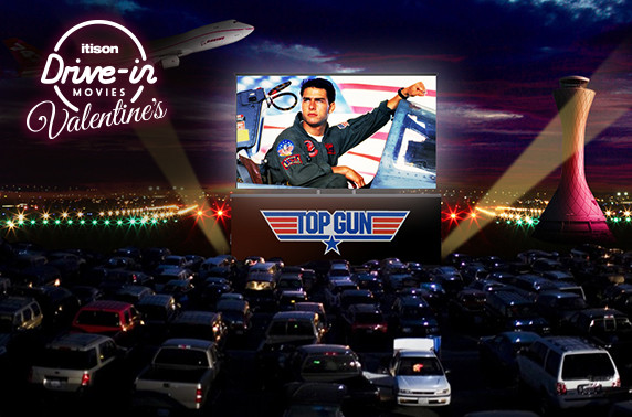 Top Gun, Drive In Movie With itison, Edinburgh