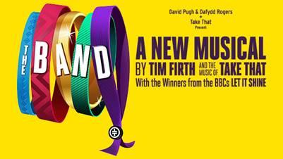 The Band - Edinburgh Playhouse