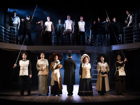 Titanic The Musical On First UK and Ireland Tour