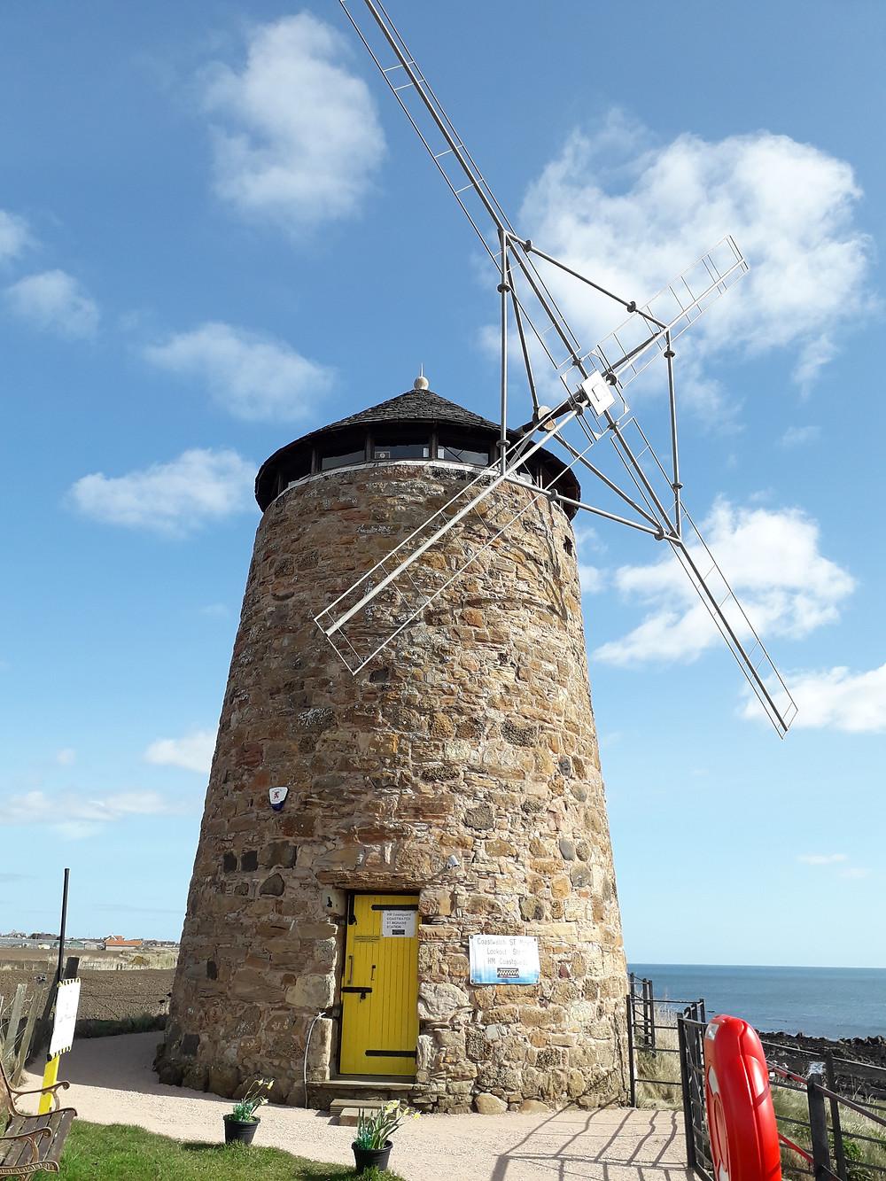 St Monan's Windmill