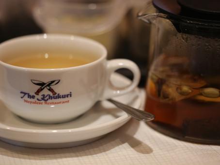 Refreshing Nepali Tea
