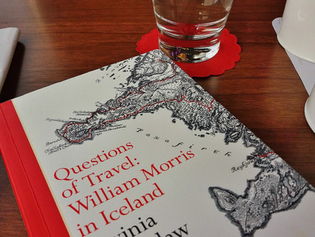Book Review: Questions of Travel William Morris in Iceland - Lavinia Greenlaw