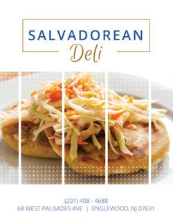 Salvadorean Deli Menu Front Blue.jpg