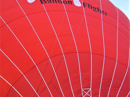 Hot Air Ballooning Around The World