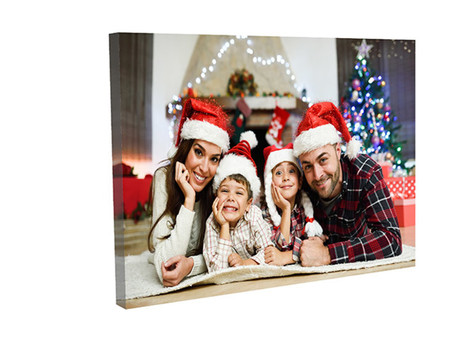 Personalised Photographic Gifts for Christmas