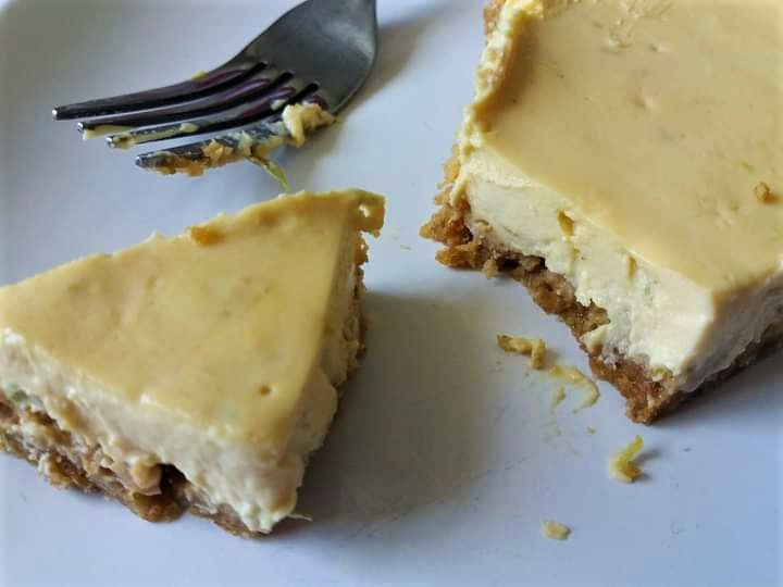 Home Baked Key Lime Pie