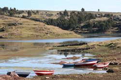 ©MDHarding Boat Scape, Peru