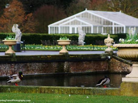 Kew Botanical Gardens - February 2014
