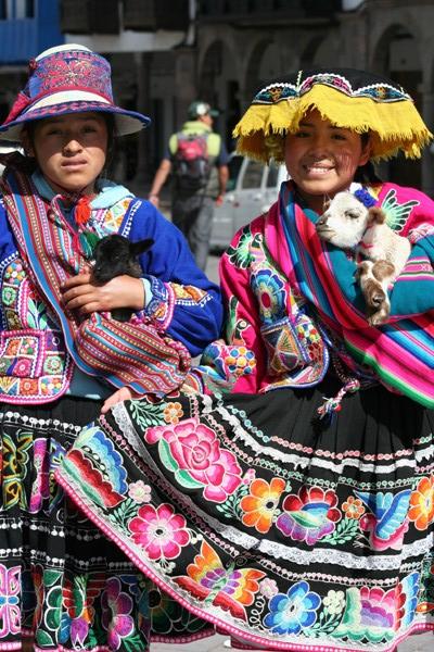 ©MDHarding Cusco, Peru