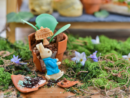 Peter Rabbit Afternoon Tea and More