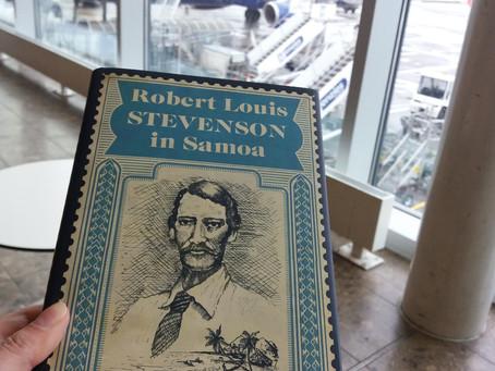 Book Review: Robert Louis Stevenson in Samoa - Joseph Farrell