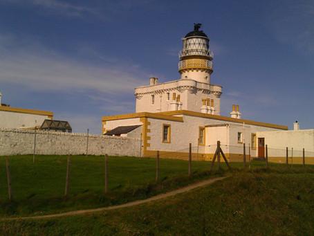A Highland Coo Van Adventure - The Lighthouse Stevenson's