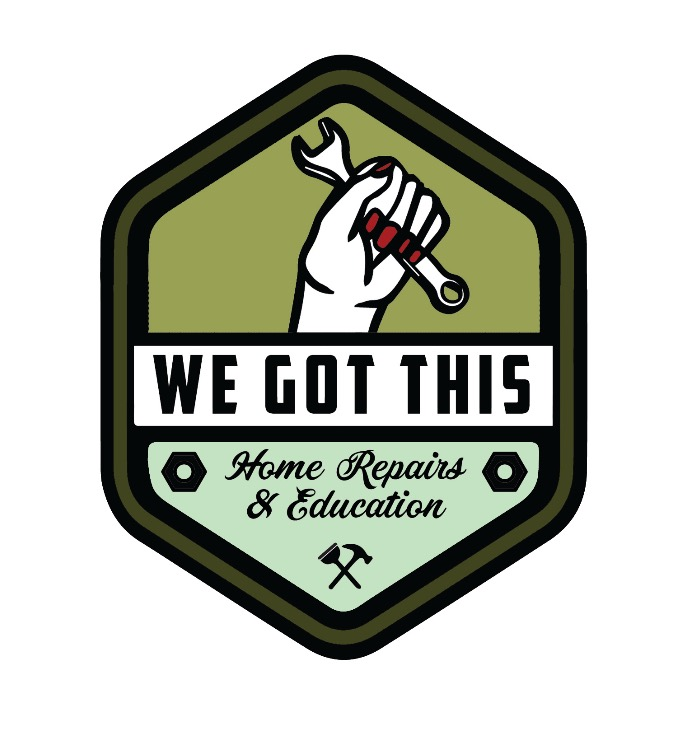 We Got This Logo