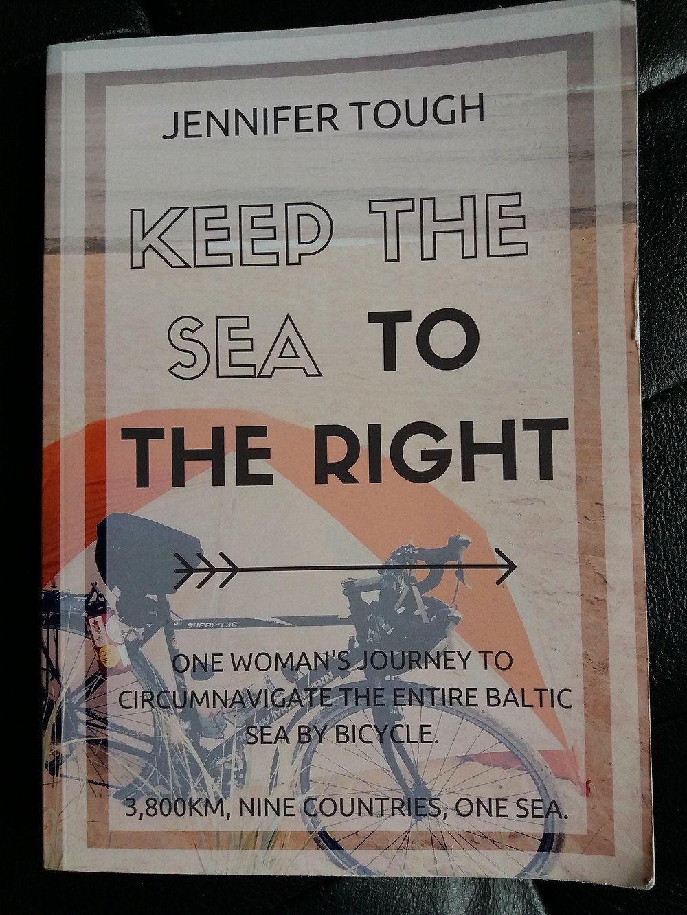 Book Cover: Keep The Sea To The Right By Jennifer Tough