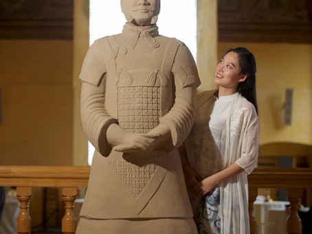 Celebrating Chinese Autumn festival & History, Heritage and Archaeology 2017 In Scotland