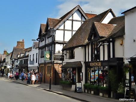 Shakespeare Country, Stratford-Upon-Avon June 2014