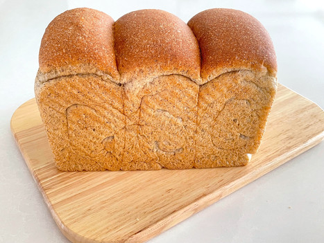 Buckwheat Sourdough Sandwich Loaf
