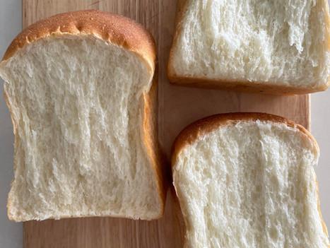 Japanese Milk Bread Loaf, Shokupan