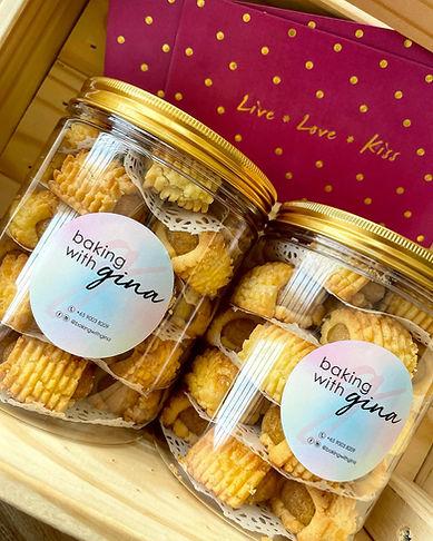 Pineapple Tart 2020